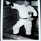 "CASEY STENGEL Manager Greatest Player Ever 8"" x 10"" Black & White Glossy Photo"