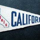 "California Angels Mini Baseball Pennant 9"" x 4"""