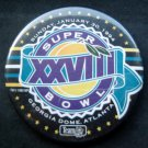 Super Bowl XXVIII 28 Football PIN Jan 30 1994 Georgia Dome Atlanta