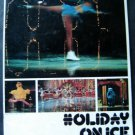 Holiday On Ice Capades Program Booklet 1977 Sesame Street