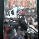 Total Impact Football Sports Illustrated 1996 NFL Films Video VHS Sealed