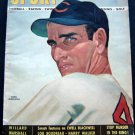 Sport Magazine July1948 Ewell Blackwell Cleveland Indians Baseball Cvr Bob Hope