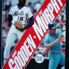 1986 Dwight Gooden & Dale Murphy Baseball Avon Superstars Book