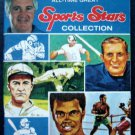 1981 Pat Summerall All-Time Great Sports Stars Collection Booklet # 1 True Value