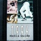 1996 Chicago White Sox Baseball Book Media Guide