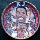 KJ Kevin Johnson Phoenix Suns Sports Impressions Mini Plate 1993
