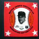 1976 JERRY KOOSMAN NY Mets Wiffle Ball CARD Sports Spectacular Softball Size