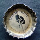 1960's Coke Bottle Cap NFL Football Team Logo Green Bay Packers