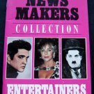 Newsweek News Makers Collection Booklet - ENTERTAINERS  - Elvis Monroe Sinatra