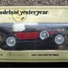 Matchbox Models Yesteryear 1930 Packard Victoria Car Y-15
