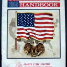 1968 Presidential Handbook Presented by Granite State & Mass Electric Booklet