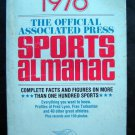 1976 The Official Associated Press SPORTS Almanac Readers Digest Edition 928 Pgs
