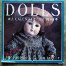 Dolls Calendar 1994 Photographs by Tom Kelley Workman Pub
