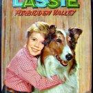 Lassie Forbidden Valley Book Whitman 1959 TV Edition HC # 1502