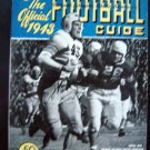 1943 Official NCAA Football Guide Book with  Rules American Sports Library