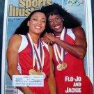 Sports Illustrated Magazine Oct 10, 1988 Seoul Olympics Flo-Jo & Jackie Cover