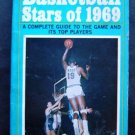 Basketballl Stars of 1969 Book Stainback Alcindor Barry Baylor Chamberlain West