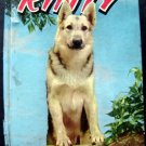 Rinty Son of Rin Tin Tin Dog Adventure  Book 1954 Whitman HC # 1542