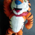 "Vintage Tony the Tiger Kelloggs Cereal Advertising Plush Stuffed Figure 8"" 1997"
