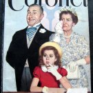 Coronet Magazine June 1948 Vintage Ads Cancer Lunt and Fontaine Carneige