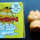 Garfield the Cat 5 oz Soap in Box Take Me to Your Tub Unused