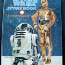 Star Wars Storybook Hardcover 1978 Hardcover Full Color Photos Random House
