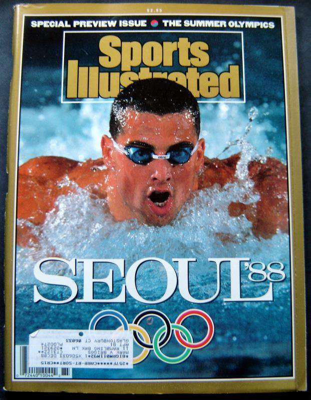 Sports Illustrated Magazine Sept. 14, 1988 Seoull Summer Olympics Preview Issue