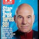 TV Guide Aug 24-30 1996 Star Trek Turns 30 P Stewart L Picard Cover # 2 of 4