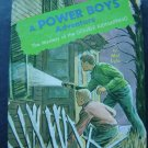 Power Boys Adventure Mystery of Double Kidnapping Book Whitman 1966 #1522