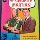 My Favorite Martian Gold Key Comic Book # 5 August 1965 Ray Walston Creep Araby