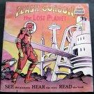 Flash Gordon the Lost Planet Book Kid Stuff Talking Story Book - No Record