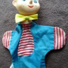 Vintage PINOCCHIO Hand Puppet 1962 Knickerbocker Toy Japan