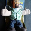 "Larry the Cable Guy Figure in Box 12"" Tall 2005"