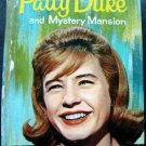 Patty Duke and  Mystery Mansion Book Whitman 1964 TV Edition HC # 1514