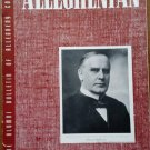 Alleghenian Alumni Bulletin of Allegheny College Pa March 1940 Vol 5 # 1