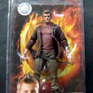 "Cato Doll Figure 7"" Tall Hunger Games MIP Reel Toys 2012"