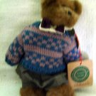 Boyds Bear Edmund Archive Collection with Tags Retired 1990-1996 8""