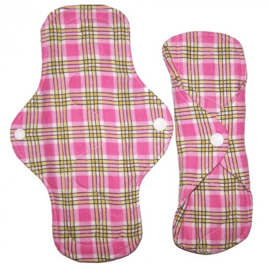 Cloth Menstrual Set of Pad and Liner