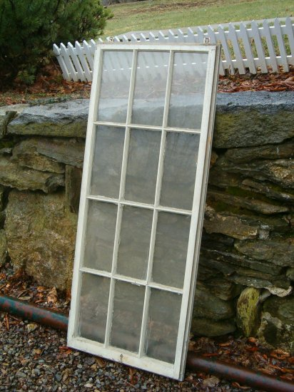 Window Frames from Victorian