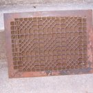 Square Cast Iron Floor Grate