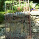 Victorian Wrought Iron Carriage Gate