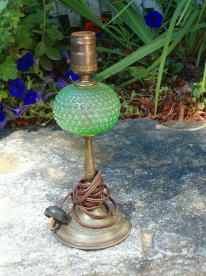 Vintage table Lamp from the 30's