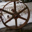 Cast Iron Pulley (Wheel)