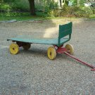 Vintage/Antique Circus Wagon