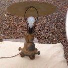 Antique Brass Light Water Meter