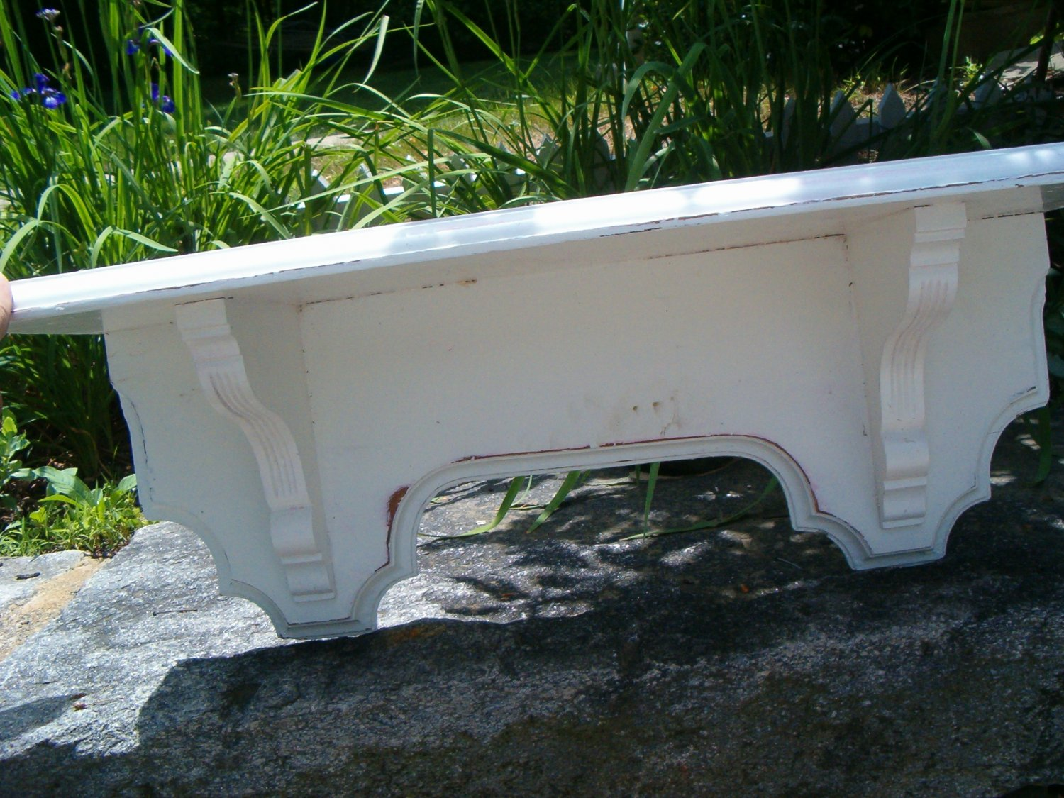 Decorative Wall Shelf from 40's or 50's