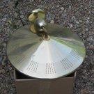 Vintage 60's Saucer Lamp