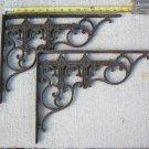 Antique Cast Iron Brackets  # 21