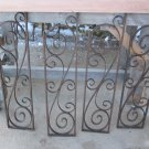 4 Steel Railing Balusters
