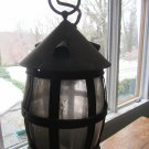 Vintage Copper Arts & Crafts Lantern